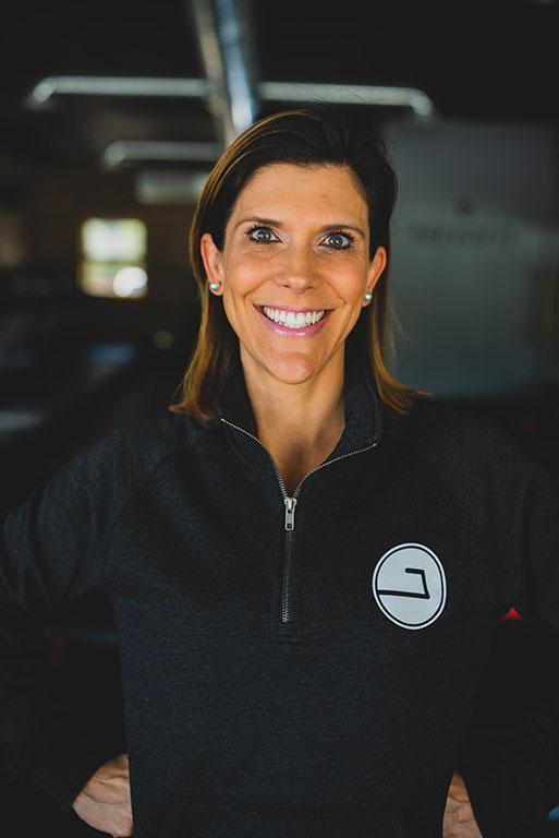 Lesli Jennings Treadfit Instructor
